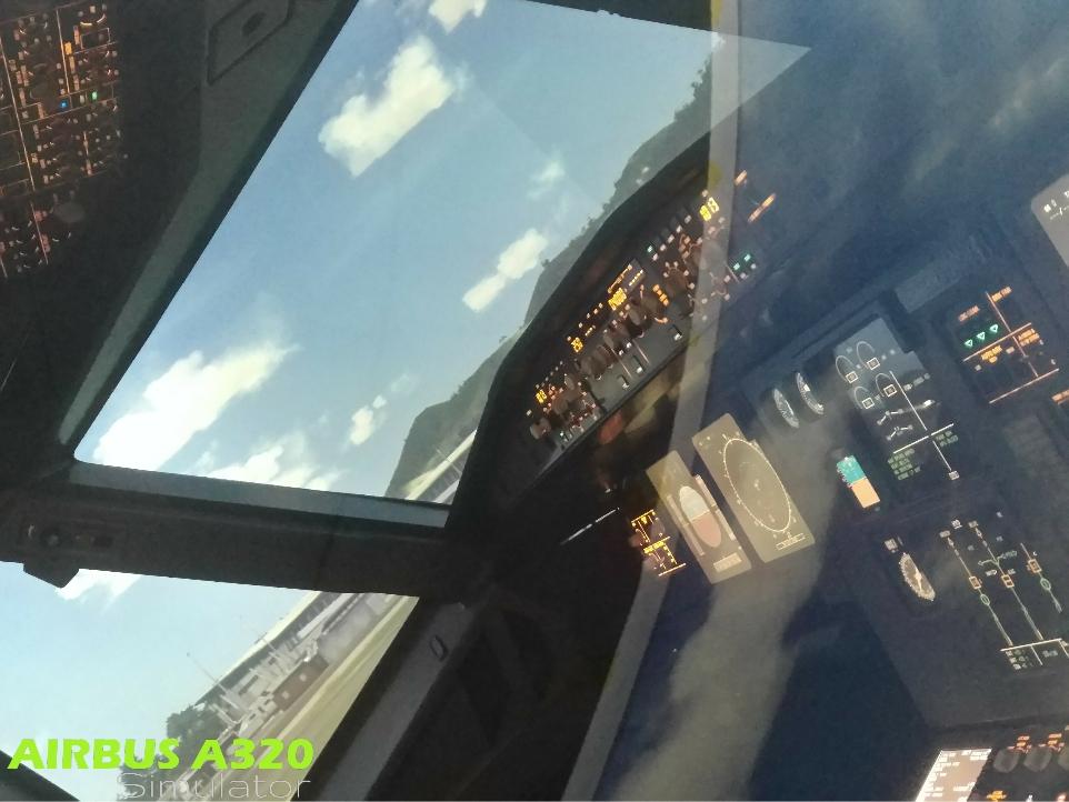 AIRBUS A320 Simulator, Elsterwerda