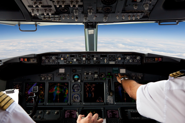 Boeing 737NG Simulator, AIRviator flightsimulation