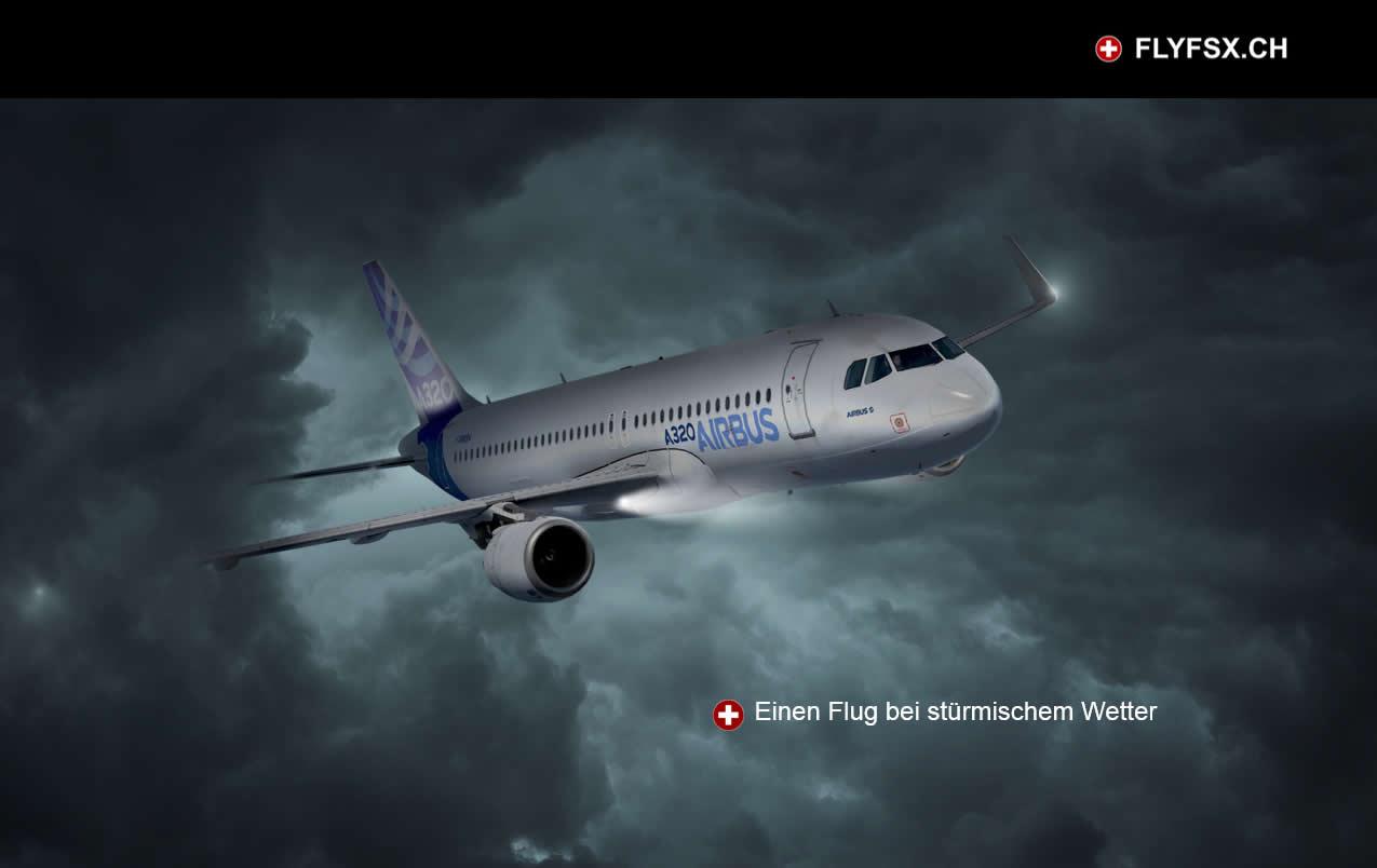 FLYFSX.CH – Beweglicher Flugsimulator in Riehen (CH)